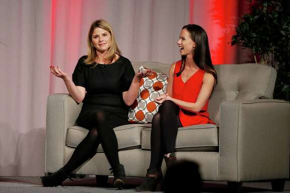 Barbara Bush, right, and Jenna Bush Hager are the featured speakers at the 2014 Theta Charity Antiques Show this week.