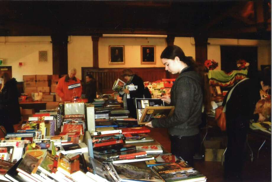 Christmas shopping can be made easy at the Pequot Library's Black Friday/Saturday Book Sale on the weekend after Thanksgiving. Photo: Contributed Photo / Connecticut Post Contributed