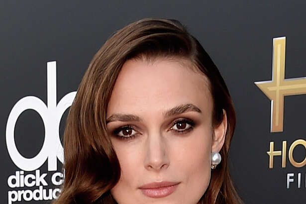 Actress Keira Knightley attends the 18th Annual Hollywood Film Awards at The Palladium on November 14, 2014 in Hollywood, California. (Photo by Frazer Harrison/Getty Images for DCP)