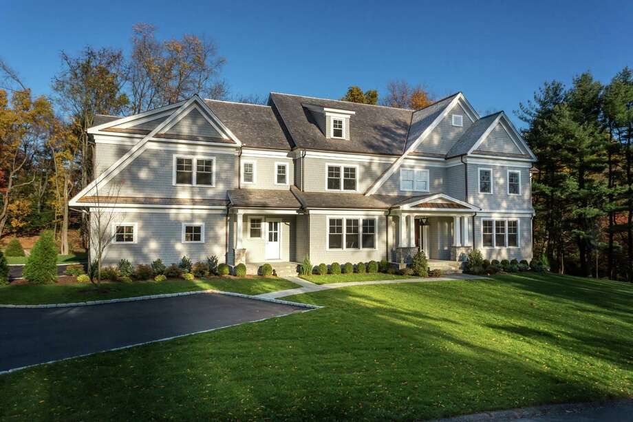 FILE — The property at 15 Adams Farm Road is on the market at $3,389,000. Photo: Contributed Photo / Westport News
