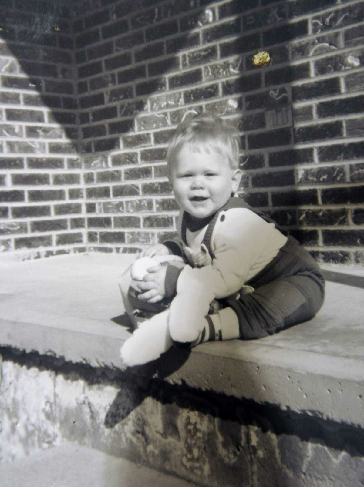 Photograph of Kevin and Diane Flood's son, Dan, now 24, who has battled heroin addiction for more than 6 years and has been homeless in Albany for several months. (Courtesy Flood family)