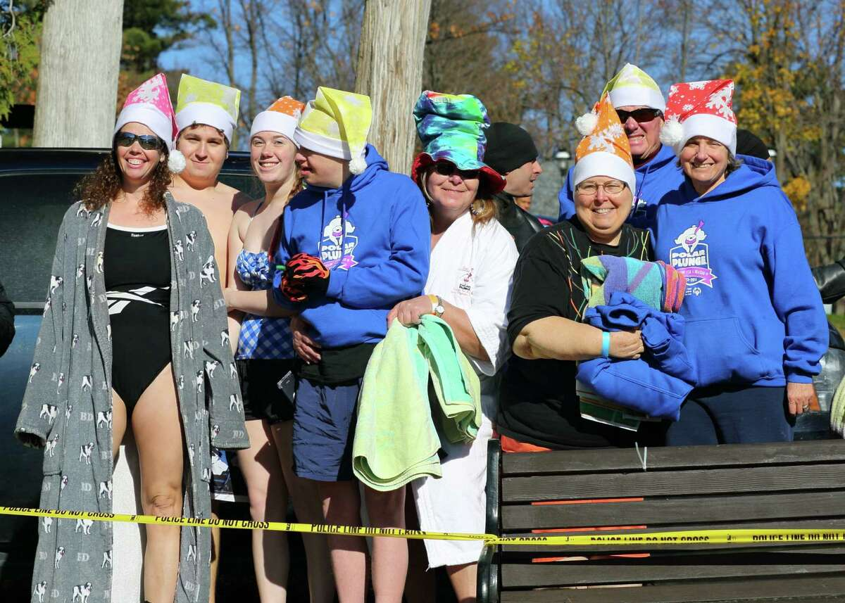 Were you Seen at the 8th Annual Lake George Polar Plunge For Special Olympics on Saturday, Nov. 15, 2014?