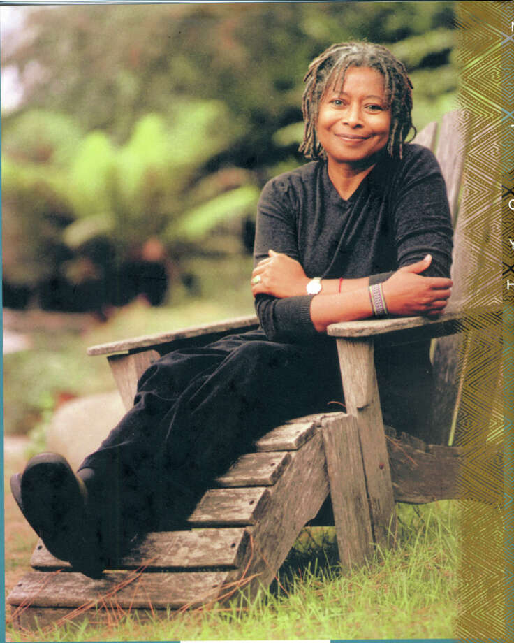 20. Author Alice Walker. Photo Credit: Noah Berger Photography    Alice Walker's protagonist Kate wonders who she'll be at the end of her journey.    Alice Walker's protagonist Kate wonders who she'll be at the end of her journey. Photo: SFChronicle / HO