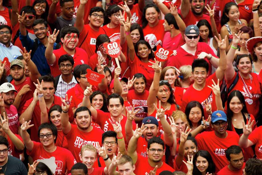 Check out how University of Houston and Rice rank in categories like academics, social issues and partying.  Photo: Brett Coomer, Staff / © 2014  Houston Chronicle