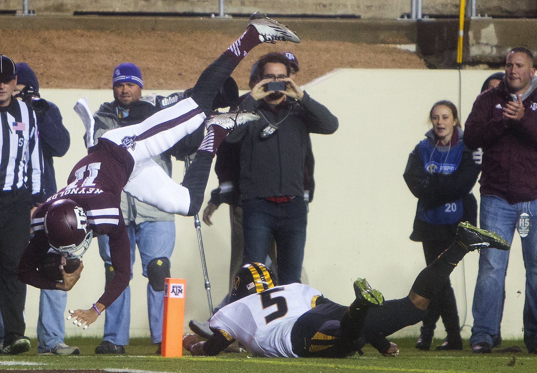 Aggies Fall To Mizzou After Defense Falls Apart In 2nd Half Houston Chronicle