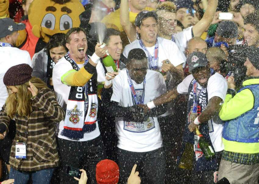 San Antonio Scorpions:North American Soccer League - 2011-2015