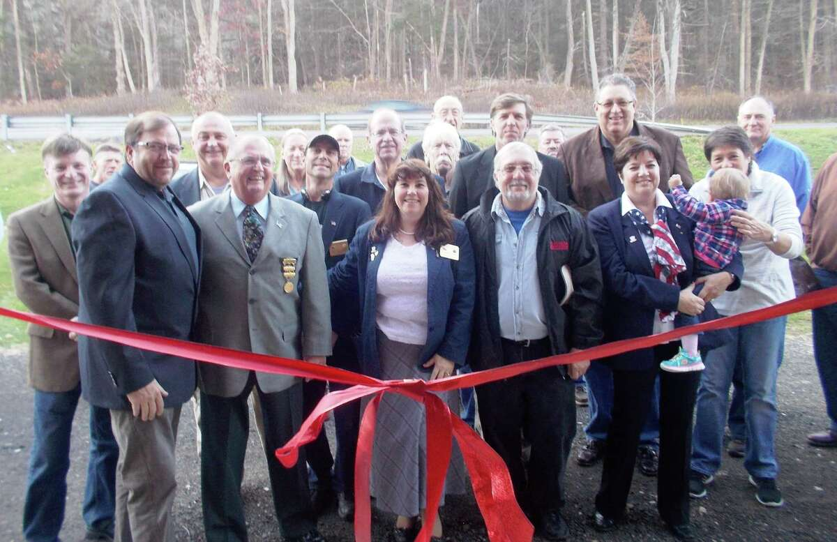 The new Danbury Elks Lodge is now open on Sugar Hollow Road (Route 7) and looking for new members. The opening celebration was held on Saturday November 15, 2014. Were you SEEN?