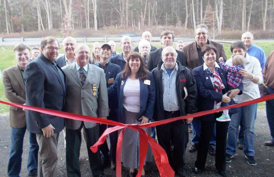 The new Danbury Elks Lodge is now open on Sugar Hollow Road (Route 7) and looking for new members. The opening celebration was held on Saturday November 15, 2014. Were you SEEN? Photo: Annie McCarthy Dance / Hearst Connecticut Media Group