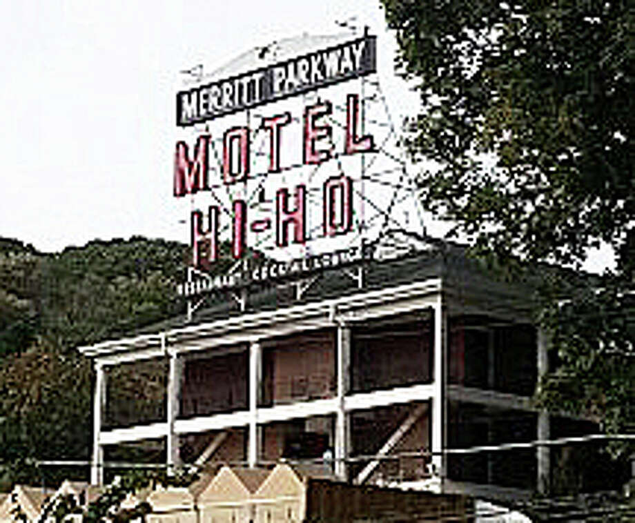The property at 4180 Black Rock Turnpike, which houses the Hi-Ho Motel and Barcelona restaurant, was recently sold for $4.5 million. Photo: Contributed Photo / Fairfield Citizen