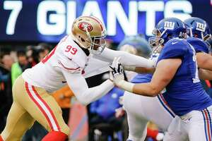 Aldon Smith restructures contract into bonus-driven deal - Photo