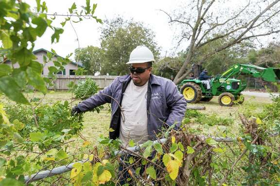 Among the projects already approved through the new system is overtime for workers clearing weeds in overgrown lots in Councilman Dwight Boykins' District D.