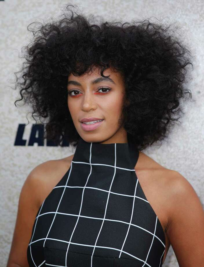 Solange Knowles: Just days after the Houston-born singer's glamorous New Orleans wedding, TMZ reports the singer was hit with a huge tax bill. California claims she owes more than $55,000 in back taxes for 2010 to 2012. Ouch. She's not the only celebrity to have problems with the taxman. Take a look.  Photo: Scott Barbour, Stringer / 2014 Getty Images