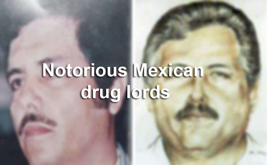 Notorious Mexican drug lords.