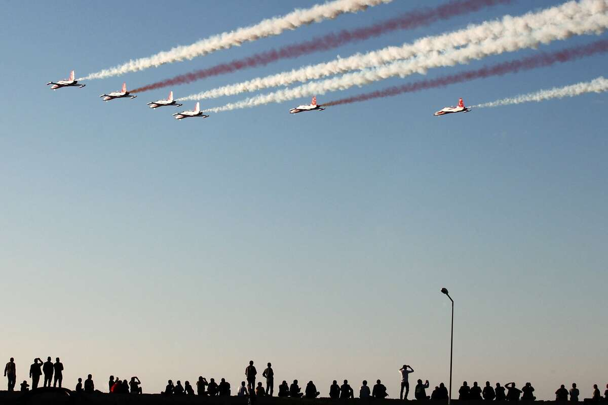 TOPSHOTS The Turkish Air Force, Turkish Stars aerobatic demonstration team, perform during celebrations of the 31st anniversary of proclamation of the Turkish Republic of Northern Cyprus (TRNC) on November 16,2014, in the Turkish occupied north of the Eastern Mediterranean Island in Kyrenia . The TRNC is not recognised internationally, except by Turkey. Cypriot President Nicos Anastasiades accused Turkey of