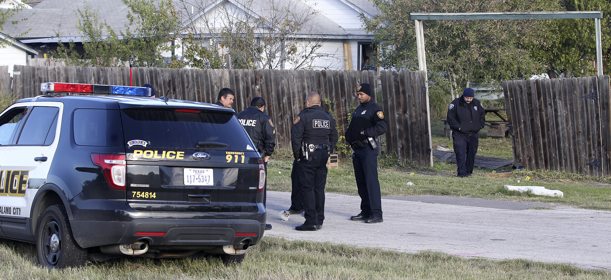 police investigating body found in west side backyard
