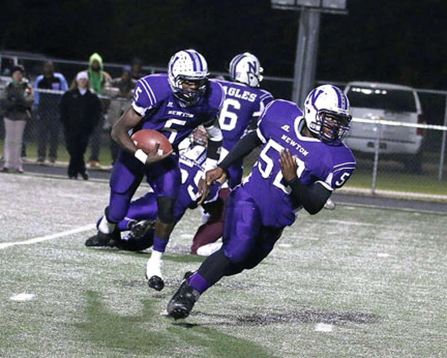 Newton advances in playoffs with win over New Waverly Photo: Picasa