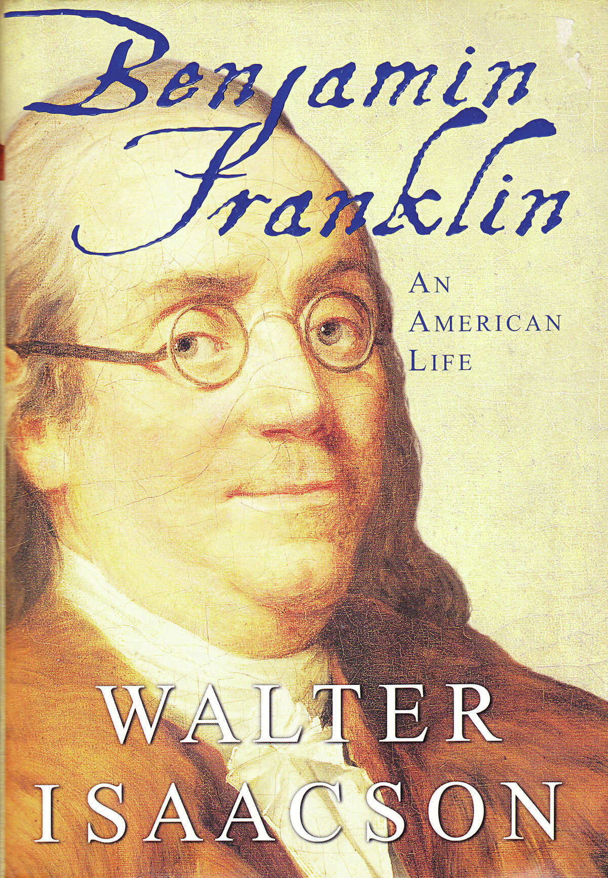 Benjamin Franklin by Walter Isaacson (adult non-fiction) Isaacson knows about history and also knows how to make it interesting.