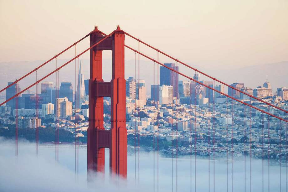 So you say you want to come to San Francisco? Here are some tips for visitors. Photo: Noah Clayton, Getty Images / Tetra images RF