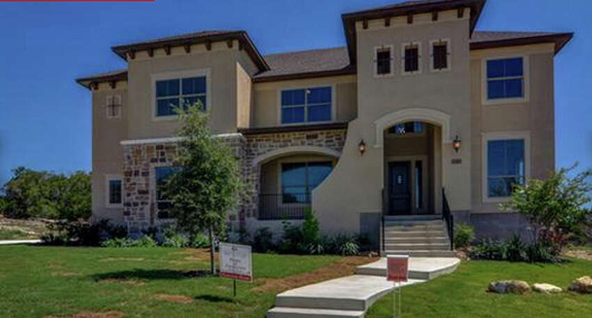 Kinder Ranch Annual starts: 69 This property: 28710 Estin Heights, San Antonio, TX 78260 Listed price: $574,900