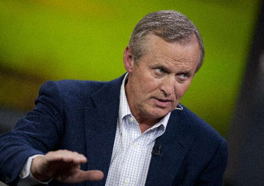 Best-selling author John Grisham is pictured.