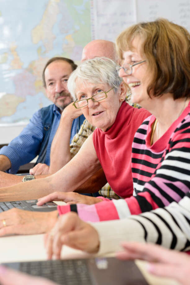 The Thomas A. Glazier Senior Education Center is offering free classes to Harris County residents age 55 and older. Find your niche in one of the Center's 200-plus courses and become an active member of your local learning community. / iStockphoto