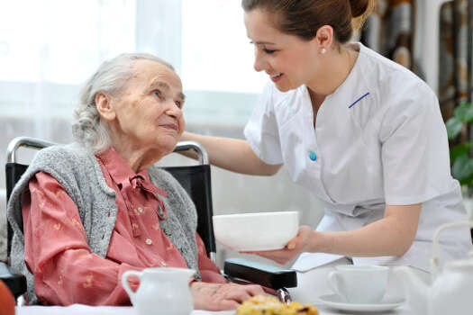 Before deciding on a facility for you or your loved one, it's best to seek the advice of an elder law attorney who is familiar with the negative issues that may arise in the journey your family member is on when going into a nursing home. / iStockphoto