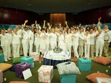 Stamford's interfaith musical group, New World Chrous, was formed three years ago at Temple Beth El to mark the 10th anniversary of 9/11.