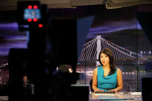 "Veronica De La Cruz is on the air during the KPIX 6 p.m. newscast. She's also working on ""Nightbeat,"" targeting younger viewers."