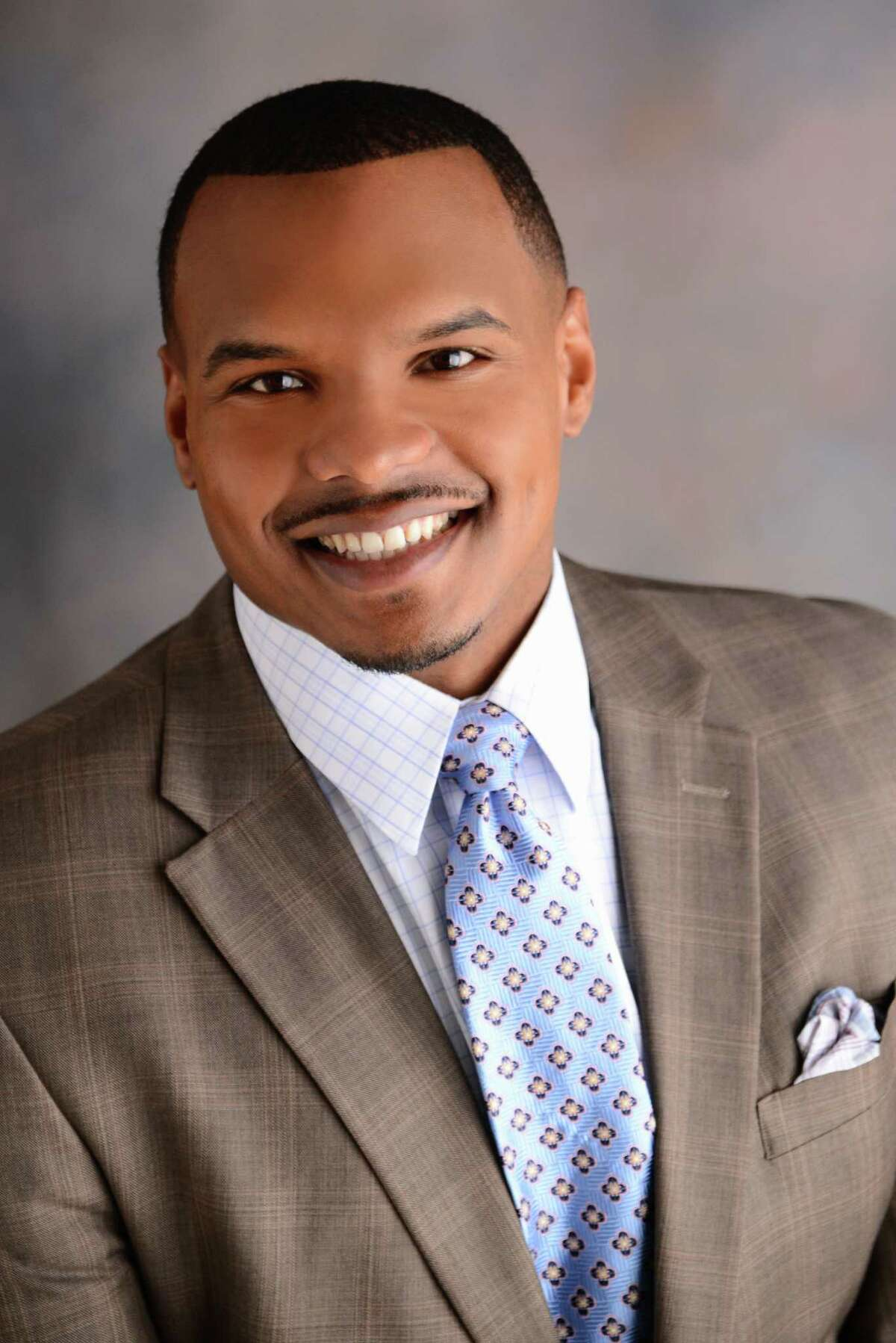 Chester Pitts, television host and sports analyst, businessman and original Houston Texans football player