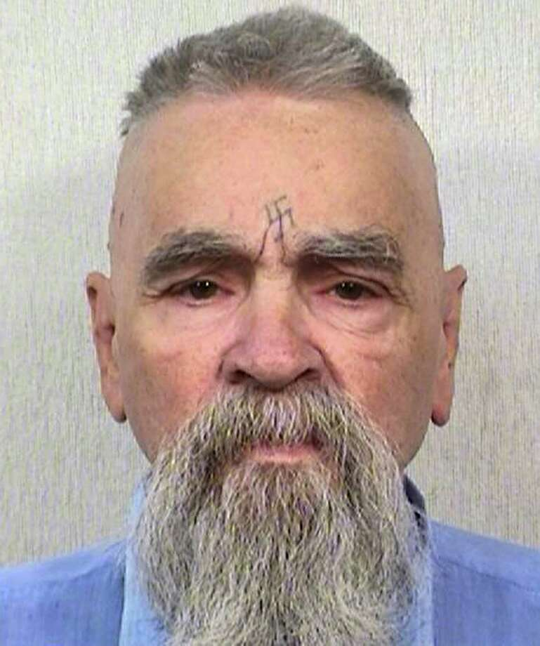 Charles Manson. Photo: Associated Press / CALIFORNIA DEPARTMENT OF CORRECT