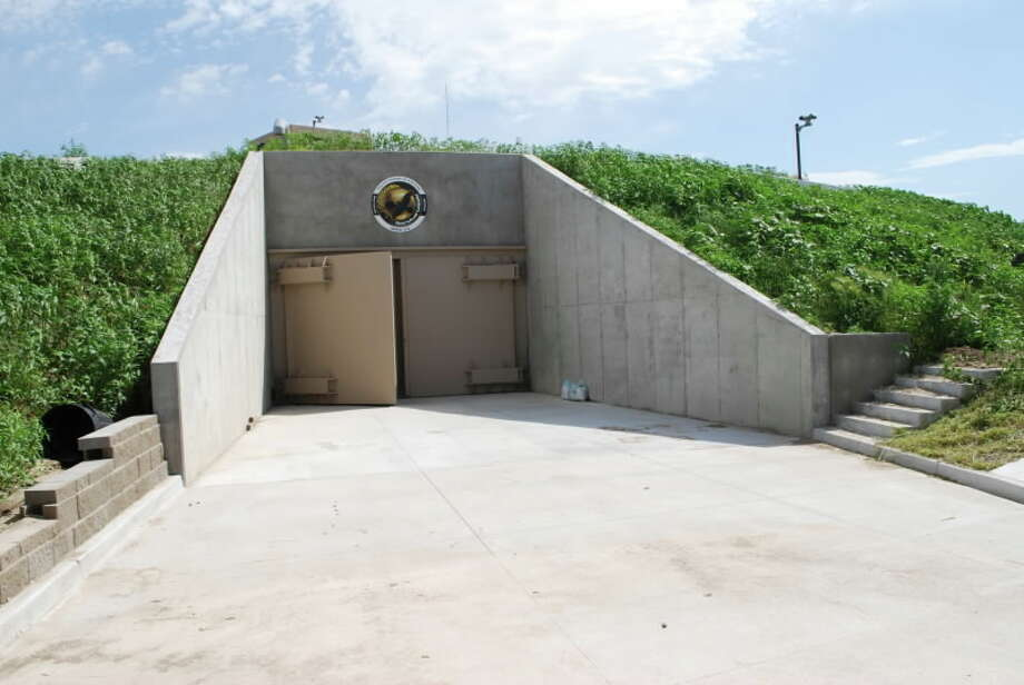 An inside look at the missile silos turned into luxury condos. Photo: Luxury Survival Condo
