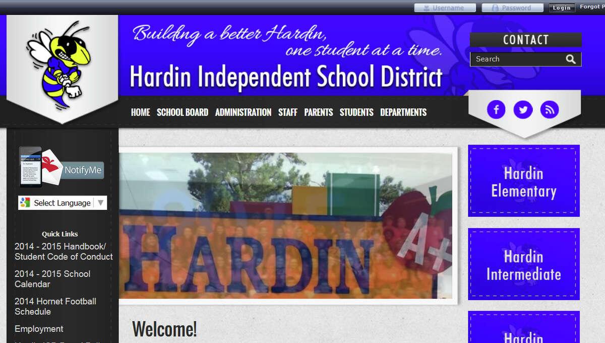 Hardin: 151 per 1,000 students