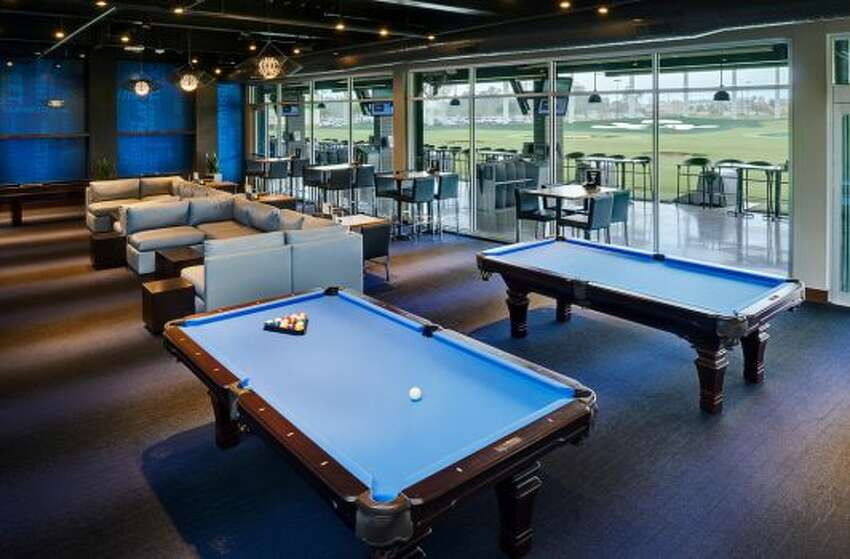 Recently opened, Topgolf is multi-million dollar mega-driving range and sporting facility on the Northwest Side of San Antonio.