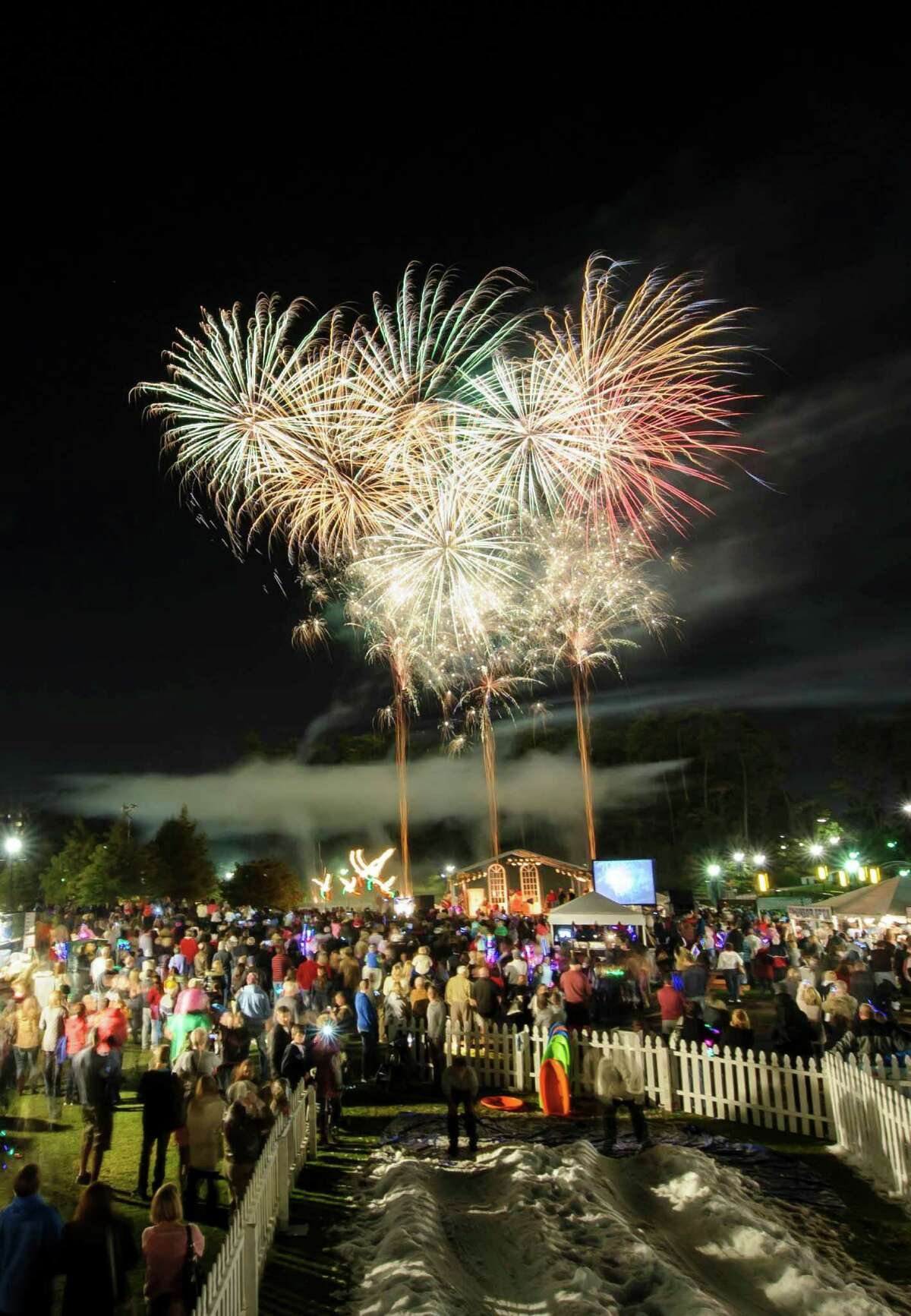 The 32nd annual Lighting of the Doves is set for 3-9 p.m. Saturday, Nov. 22.