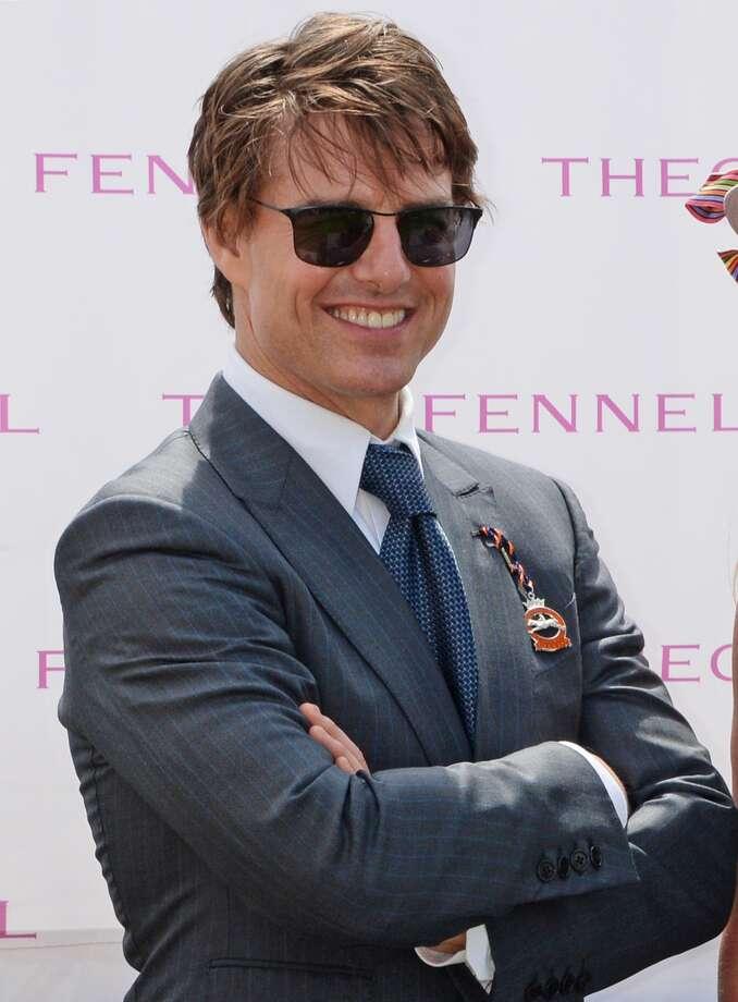 Tom Cruise in 2014.