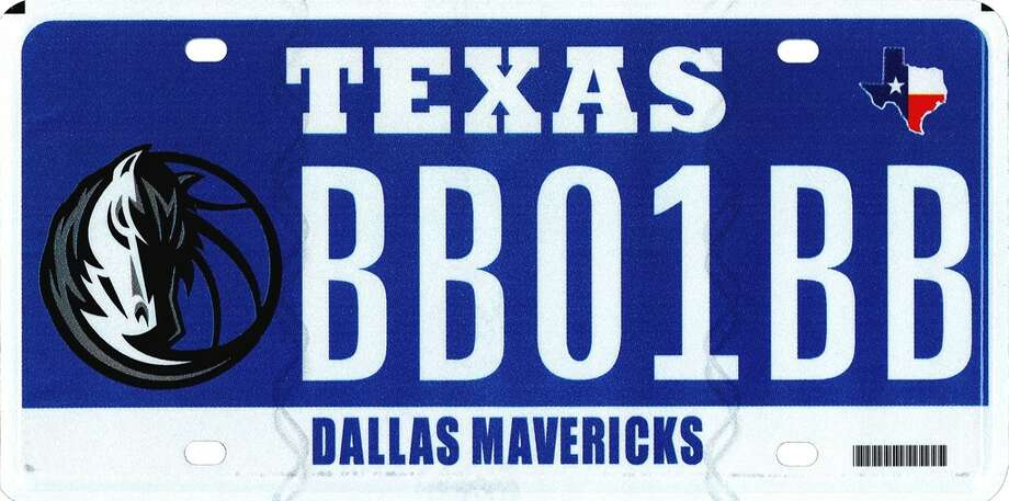 Texas flag oil derrick and dallas mavericks featured on for Texas department of motor vehicles dallas tx