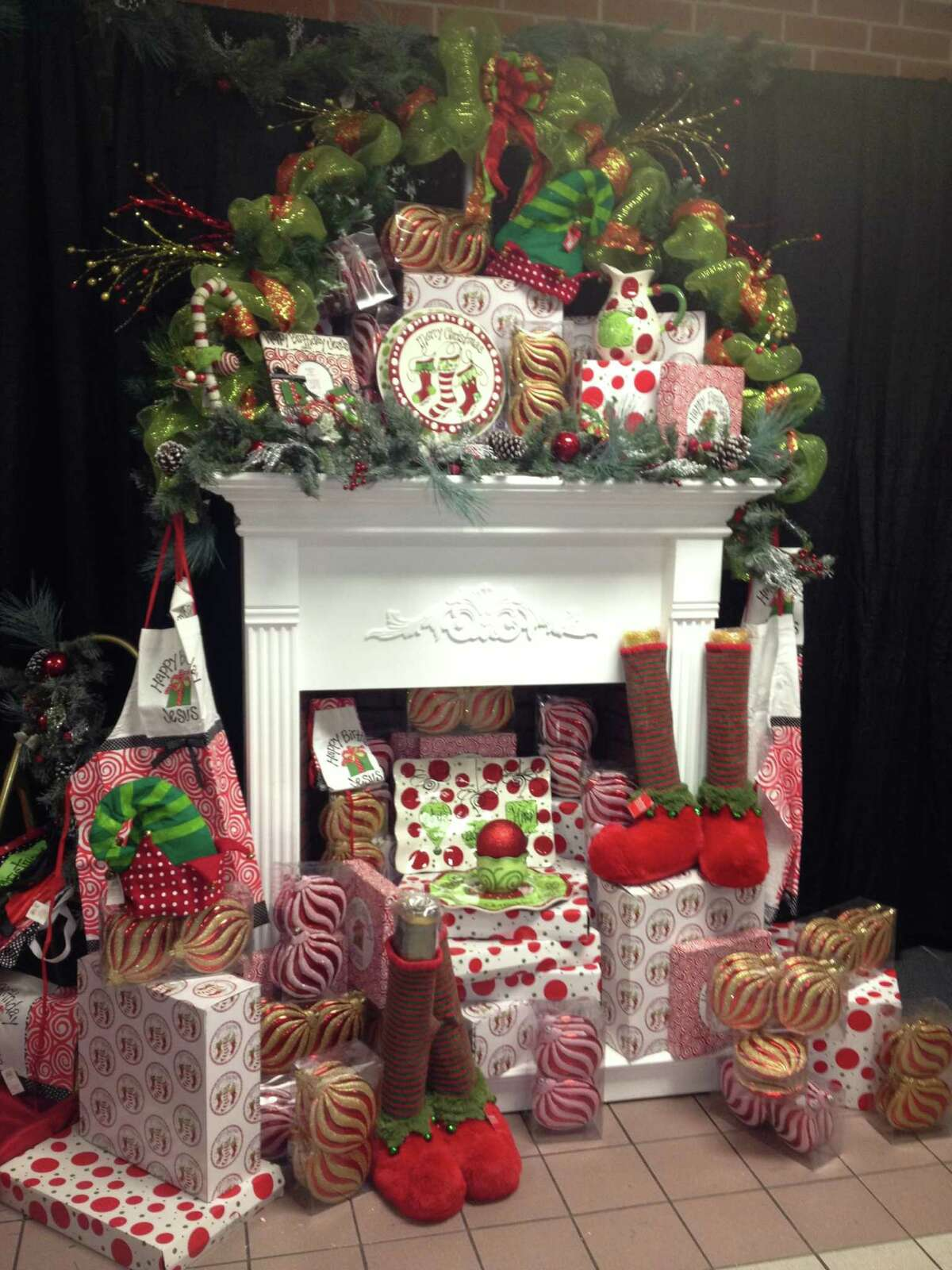 Home for the Holidays Gift Market will be Nov. 21-23 at the Merrell Center in Katy.
