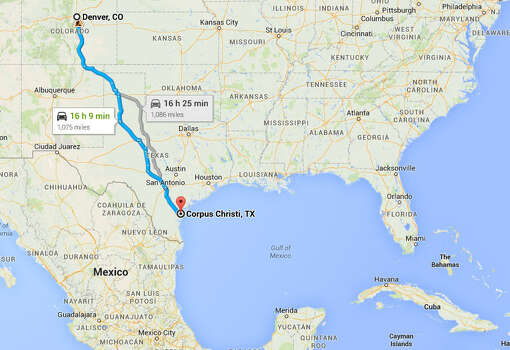 Amazing Facts How Big Is Texas San Antonio Express News