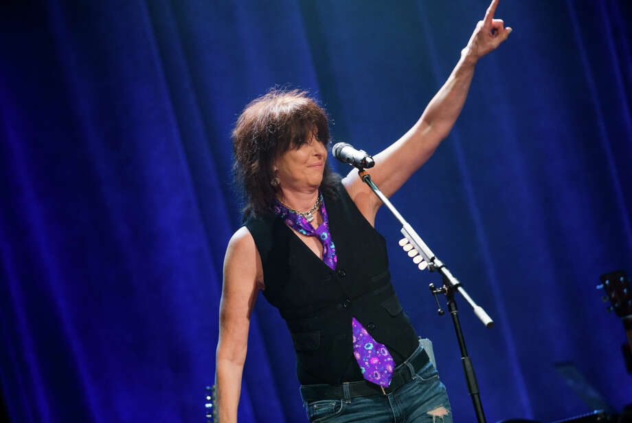 Chrissie Hynde, performing in Nashville on Nov. 10, is coming to the Bay Area this week. Photo: Terry Wyatt / Getty Images / 2014 Getty Images