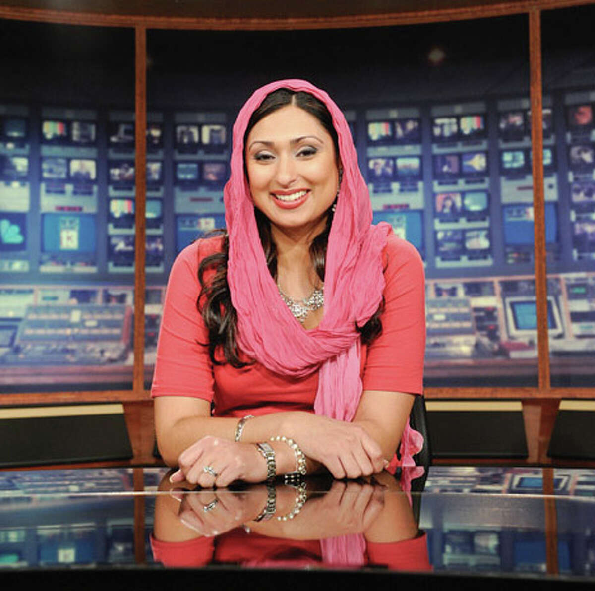 Click through the slideshow for 20 things you don't know about NewsChannel 13's Subrina Dhammi.