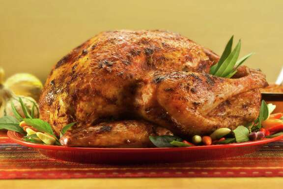From traditional roasting methods to new flavors the Thanksgiving turkey takes center stage on the table. (Bill Hogan/Chicago Tribune/MCT)