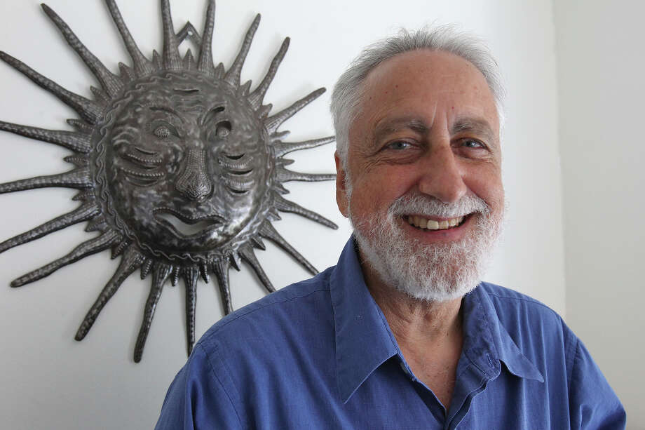 Lanny Sinkin is leaving Solar San Antonio to help restore the kingdom of Hawaii. Photo: TOM REEL