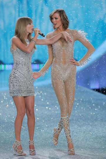 Victoria's Secret Fashion Show 2014 Taylor Swift Taylor Swift performs as