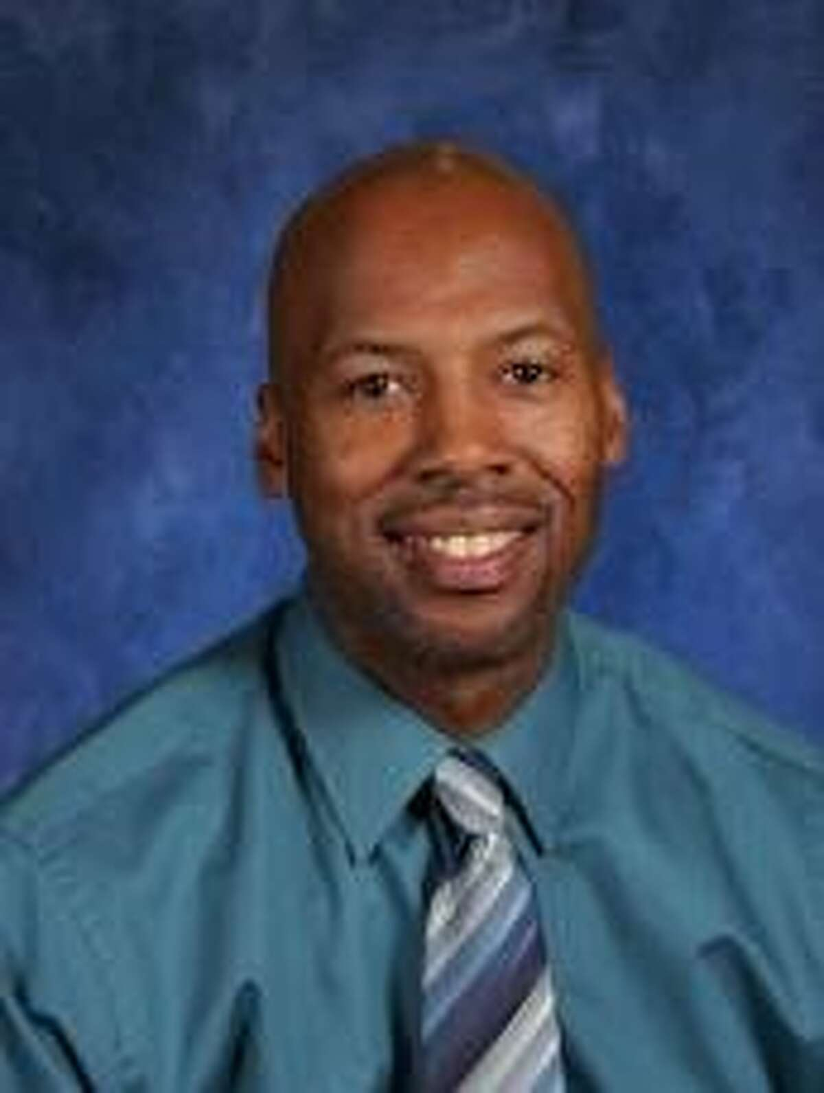 New Westbury Christian head boys basketball coach Trey Austin