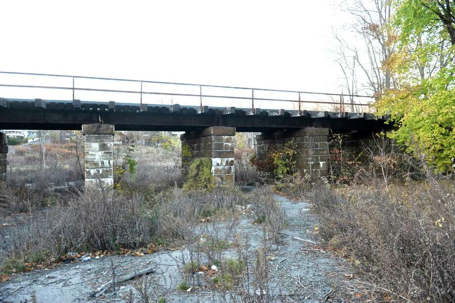 The old Mallory hat Factory site at 89 Rose Hill Avenue, in Danbury, Conn, on Tuesday, November 18, 2014. The City of Danbury has been unable to redevelop the property because of pollution in the ground. Photo: H John Voorhees III / The News-Times