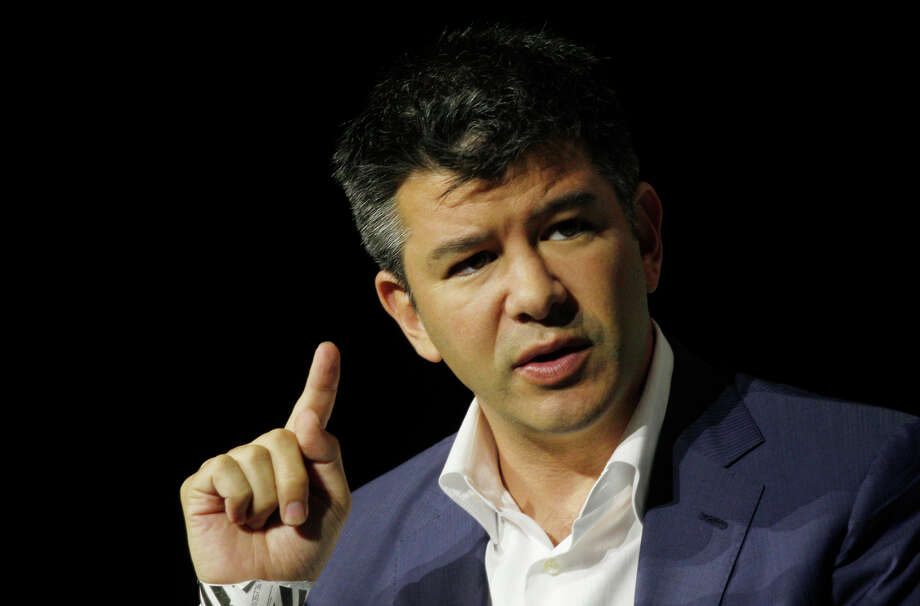 Uber co-founder and CEO Travis Kalanick is named in the suit, as well as co-founder Garrett Camp and several venture capitalists and VC firms. Photo: Lea Suzuki / The Chronicle / ONLINE_YES