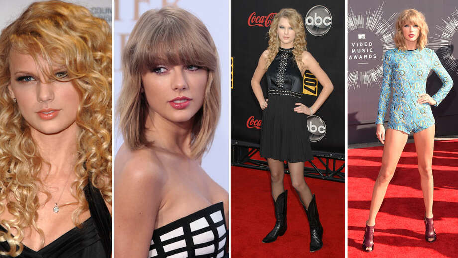 Taylor Swift hasevolved from cute teen and country singer to fashion icon and pop superstar. Here's a look at her evolution through the years, in light of the record-breaking success of her latest album, 1989. It's currently the country's best-selling album, in which it sold more copies in its first week last month than any other album in the past 12 years.