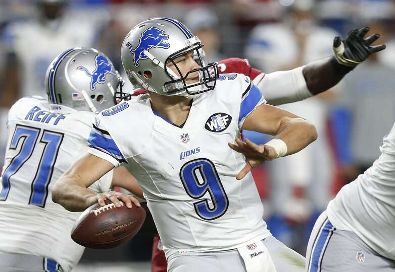 #7. Detroit Lions (7-3)  Last week: #5  Their loss at A