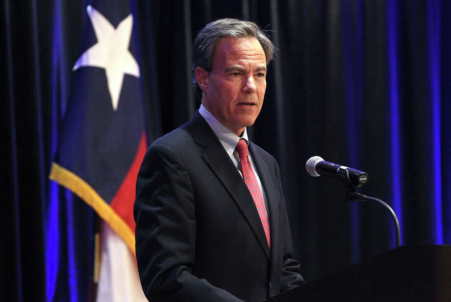 Texas House Speaker Joe Straus is looking forward to the November General Election. Photo: JOHN DAVENPORT /San Antonio Express-News / ©San Antonio Express-News