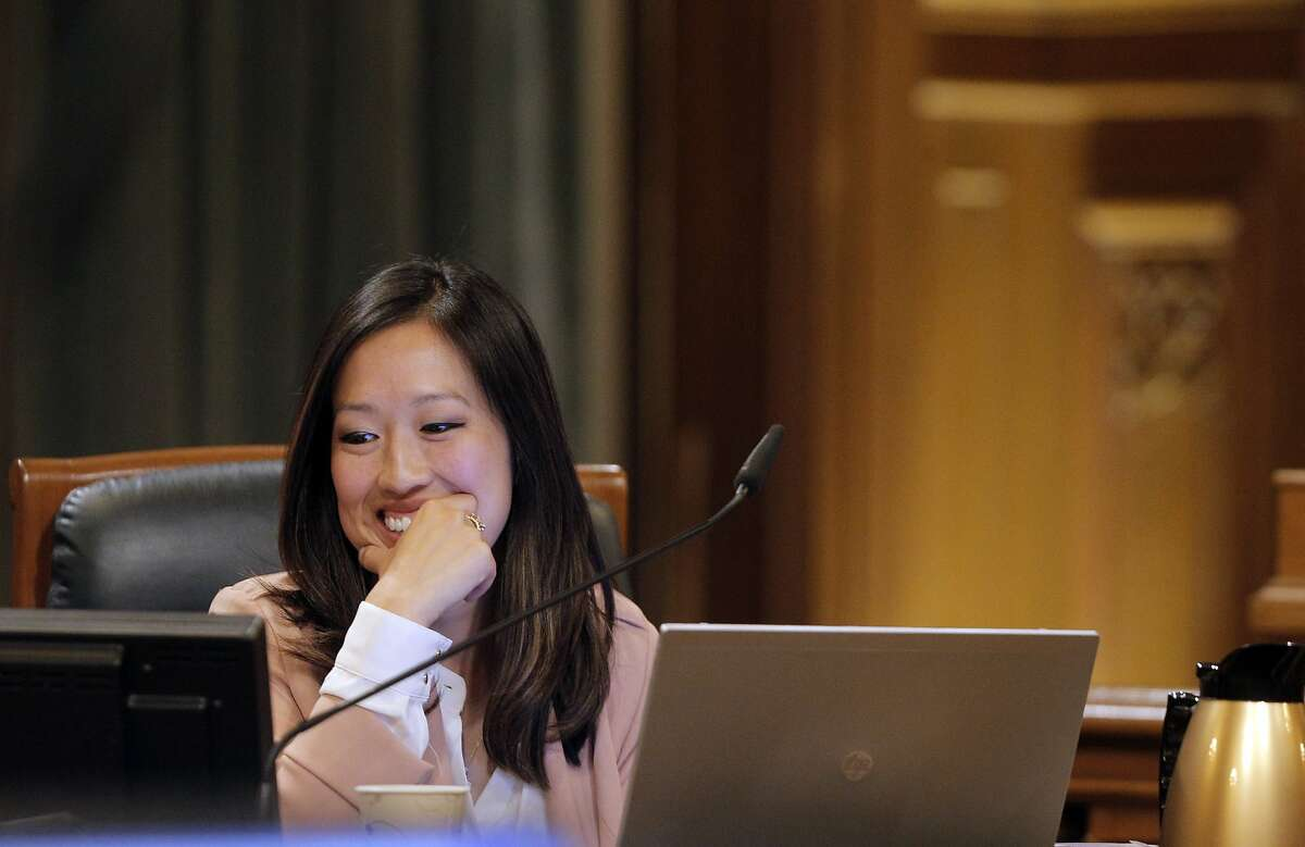 Supervisor Katy Tang says the city's parental leave policy isn't fair to workers.